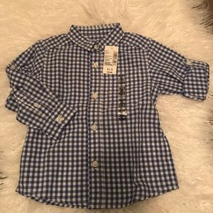 NWT Long Sleeve Shirt